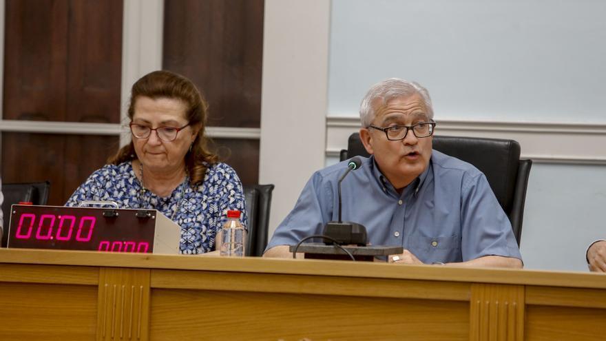 «César Asencio nos invitó a ir a los juzgados si no estábamos de acuerdo»