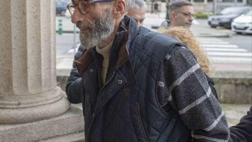 Doce años de cárcel a un fraile de O Cebreiro por abuso de menores