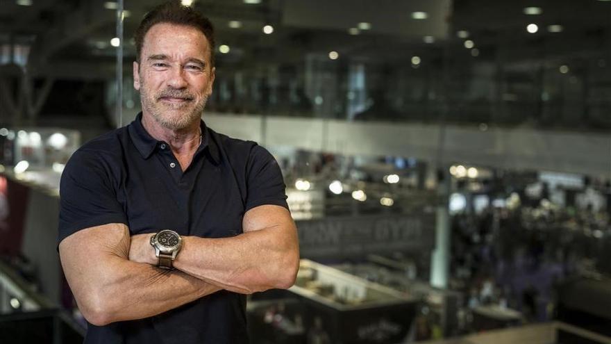 Schwarzenegger, al rescate de una anciana de 102 años