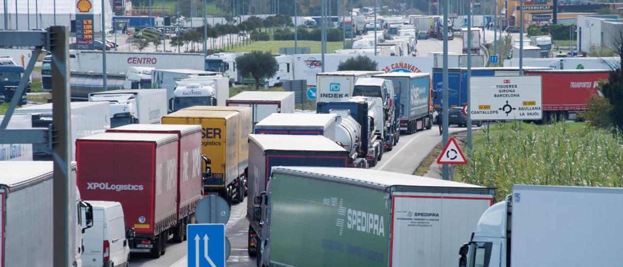 Primera condena contra el 'cartel de camiones' en la Comunitat Valenciana