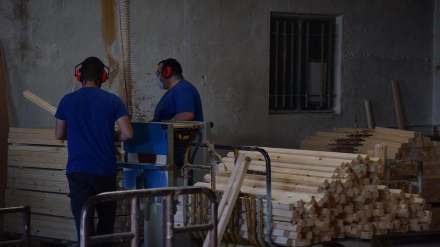 Fallece un trabajador en Sagunt