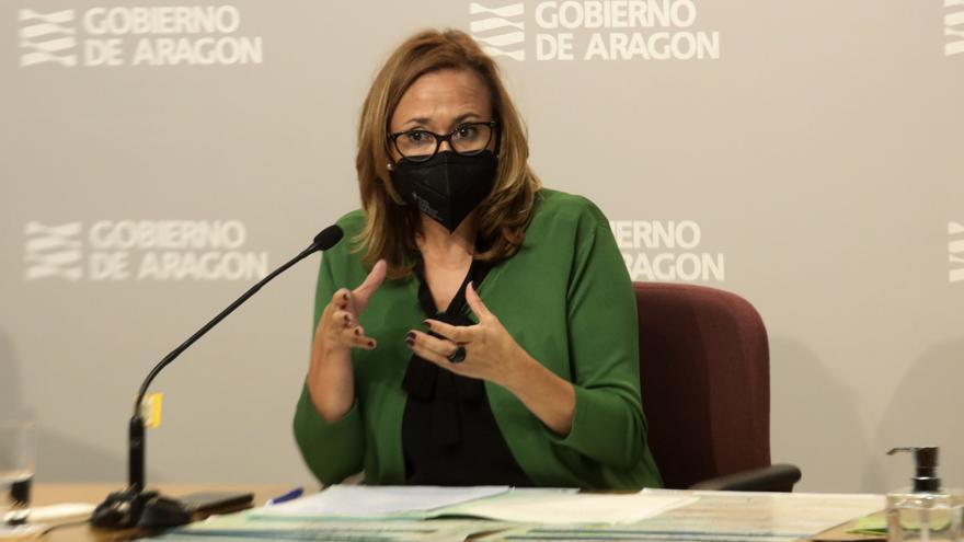Mayte Pérez se presenta a la reelección del PSOE en Teruel