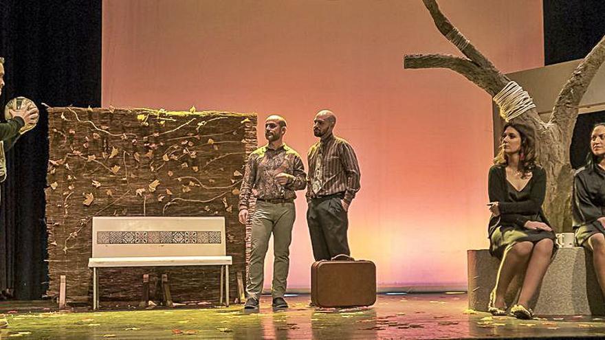 Ambfiteatre actuarà en la Mostra Nacional Amateur d'Altea