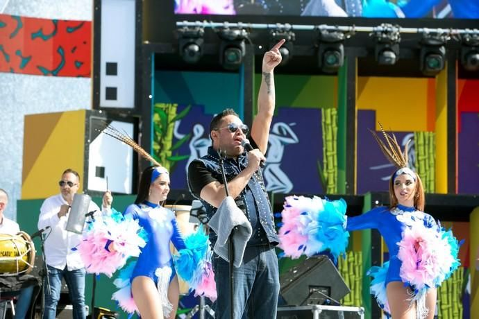 """Manny Manuel, """"desalojado"""" del Carnaval de Las ..."""