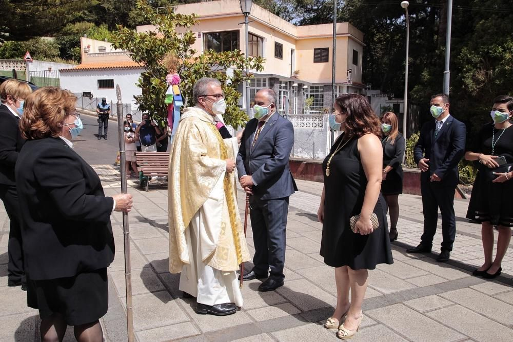 Eucaristía y actos de homenaje a los guayeros.