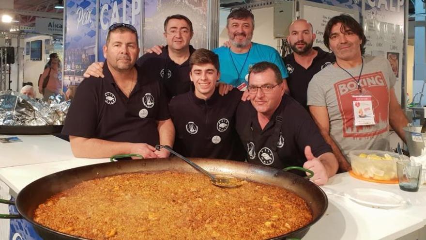 """El """"Peix de Calp"""" y el """"arròs del senyoret"""" triunfan en Alicante Gastronómica"""