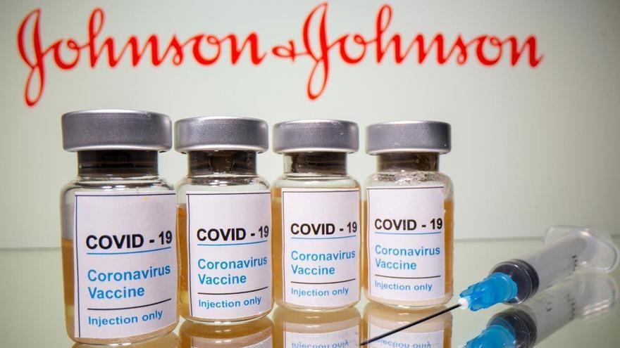 La vacuna de Janssen evita en un 85% los casos graves de covid y un 66% los leves