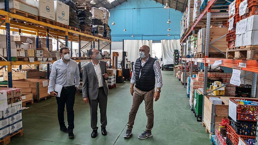 El Banco de Alimentos de Zamora garantiza el suministro pese a la pandemia