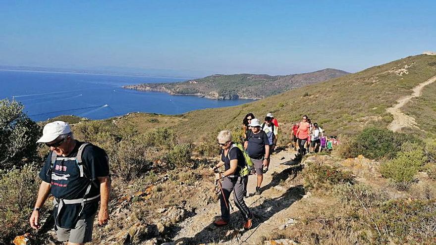 L'Alt Empordà Sea Walking presenta una desena d'activitats