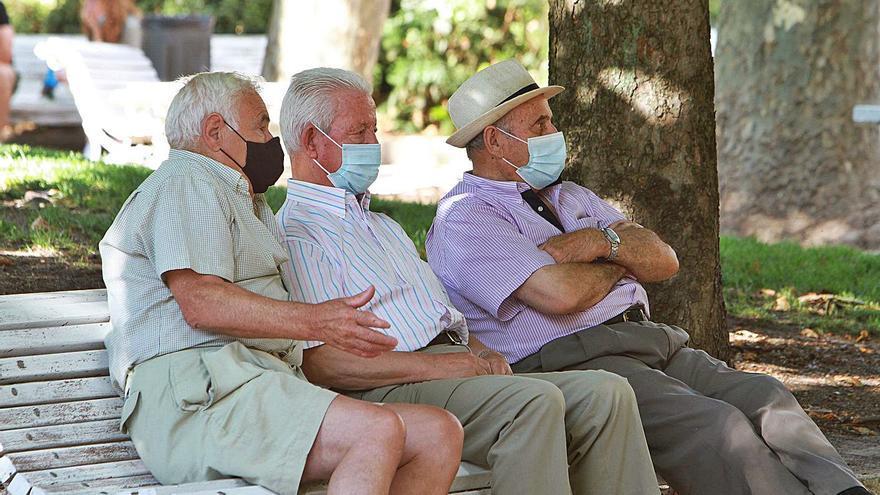 La UE prevé que Lugo y Ourense tengan casi tantos trabajadores como jubilados en 2050