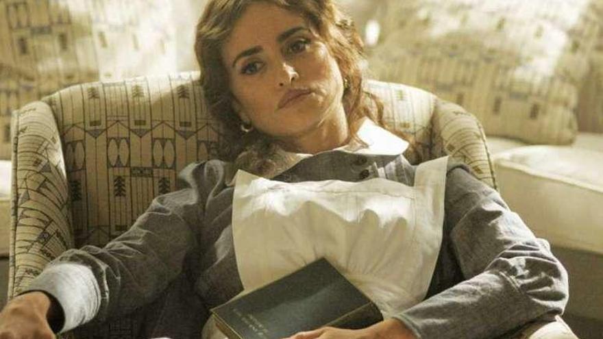 Penélope reinventa a Agatha Christie