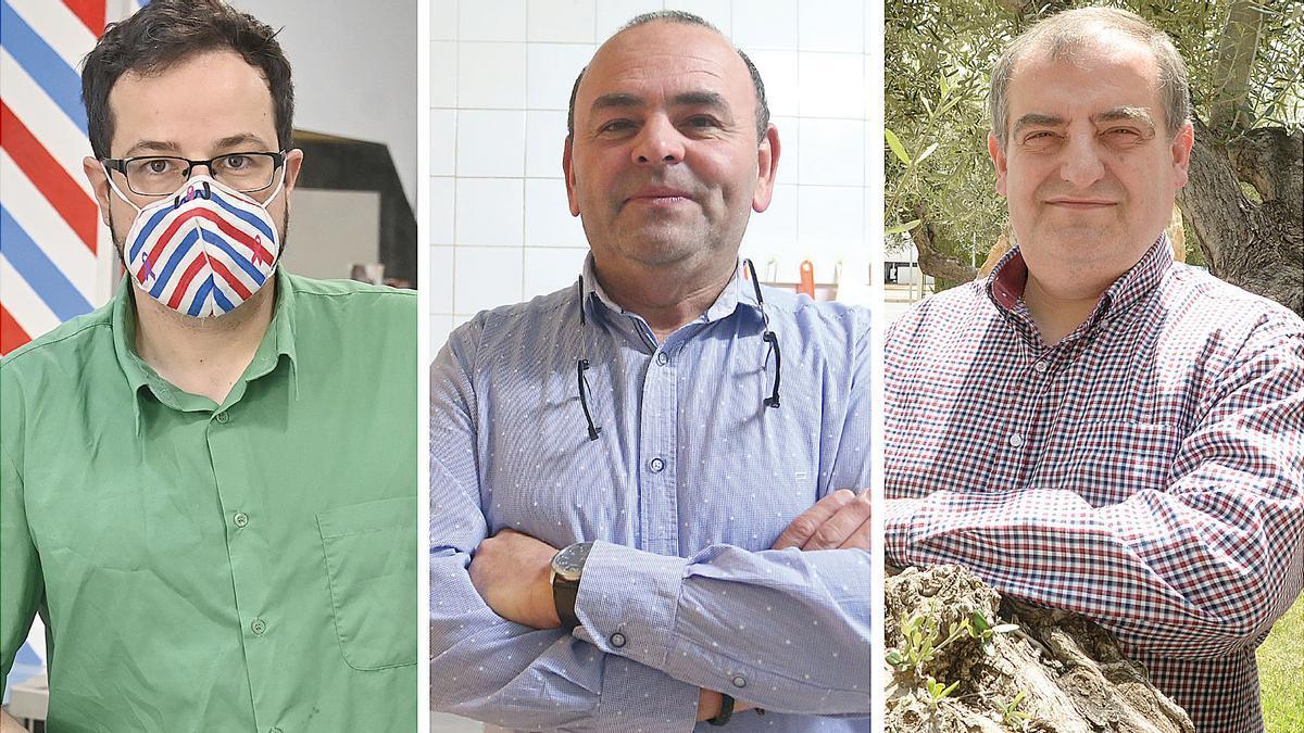 Pequeños empresarios de Castellón del sector turístico, panadería y peluquería buscan soluciones.