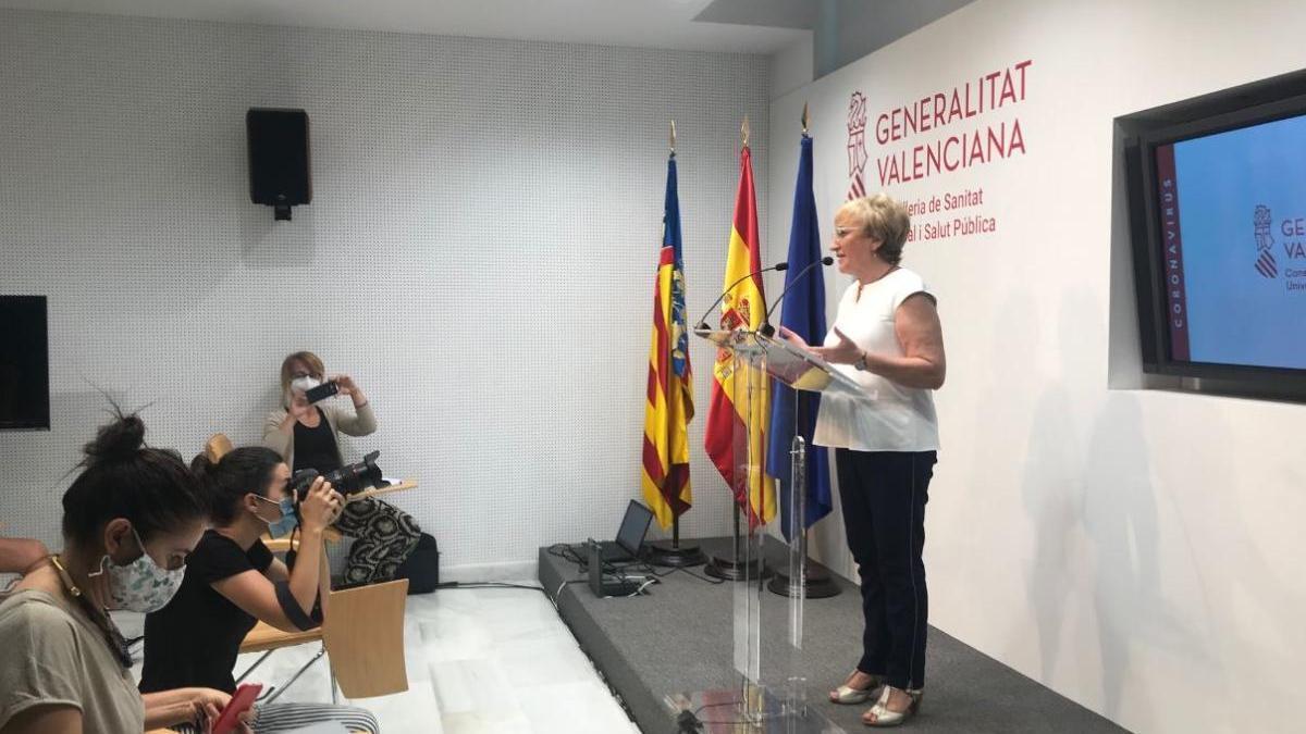 """""""Si hiciera falta se adoptarían medidas de confinamiento pero no es el caso de la C. Valenciana"""""""
