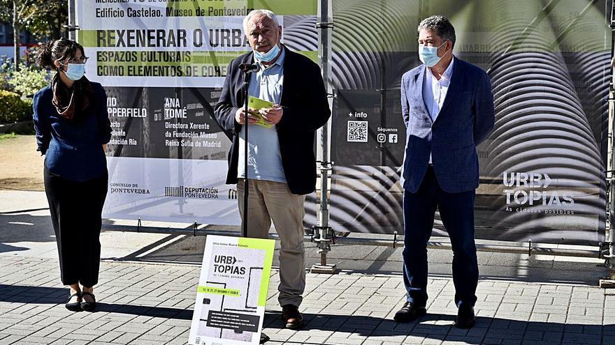 """Referentes internacionales debatirán en Pontevedra sobre """"As cidades posibles"""""""