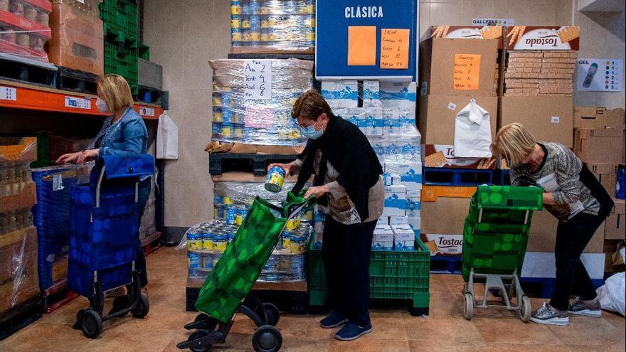 Vila-real cubrirá el déficit de las entidades sociales por el covid-19