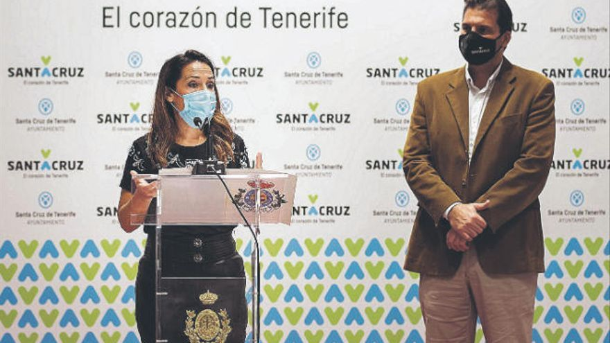 """Hernández denuncia la """"parálisis"""" de la capital tras cien días de gobierno"""