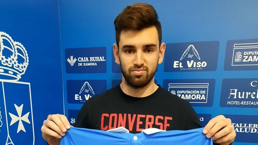 El CD Villaralbo ficha al central argentino Matías Valentín Steffen