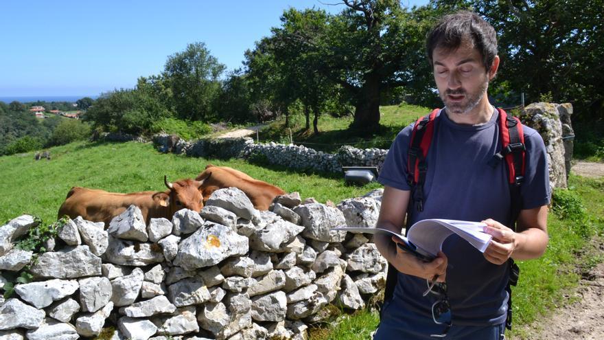 De ruta por Porrúa: siete kilómetros de  postal de la Asturias rural