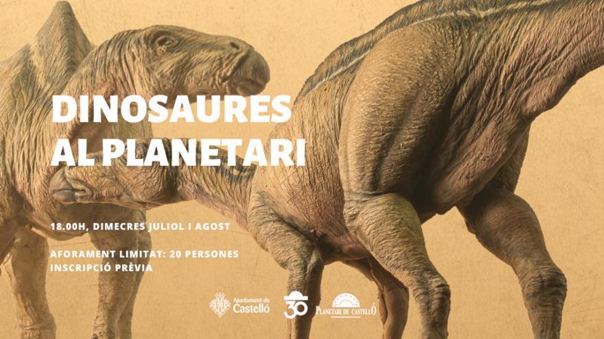 Dinosaurios: Somos paleontólogas y paleontólogos