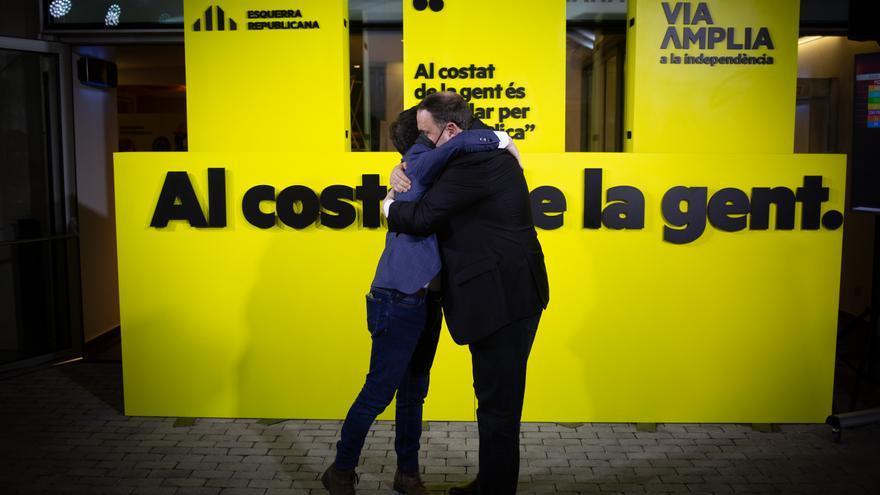 ERC torna a la presidència de la Generalitat 41 anys després