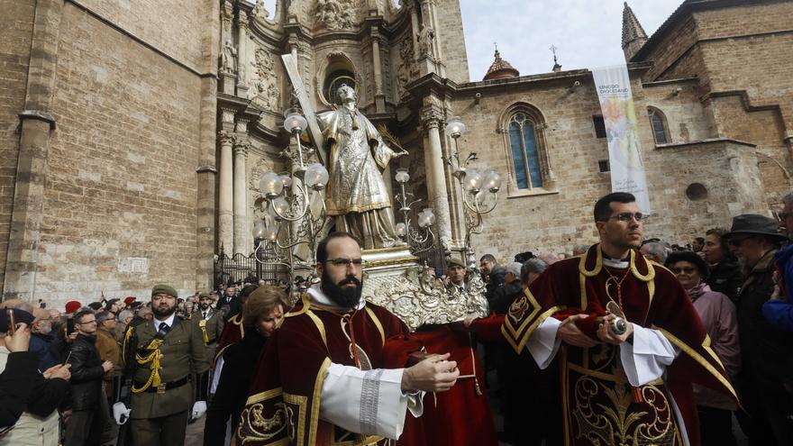 Los dos días que València ha elegido para que sean festivos en la ciudad