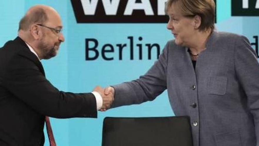 Comencen les converses per repetir la «gran coalició» de govern a Alemanya