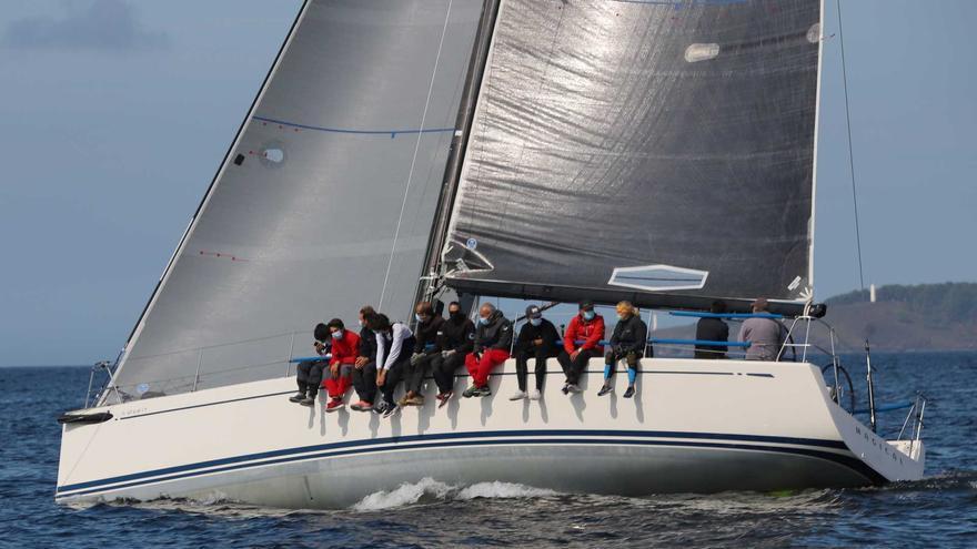 Magical, Bon 3 y Deep Blue 2.1, podio del Vila de Bouzas-Concello de Vigo