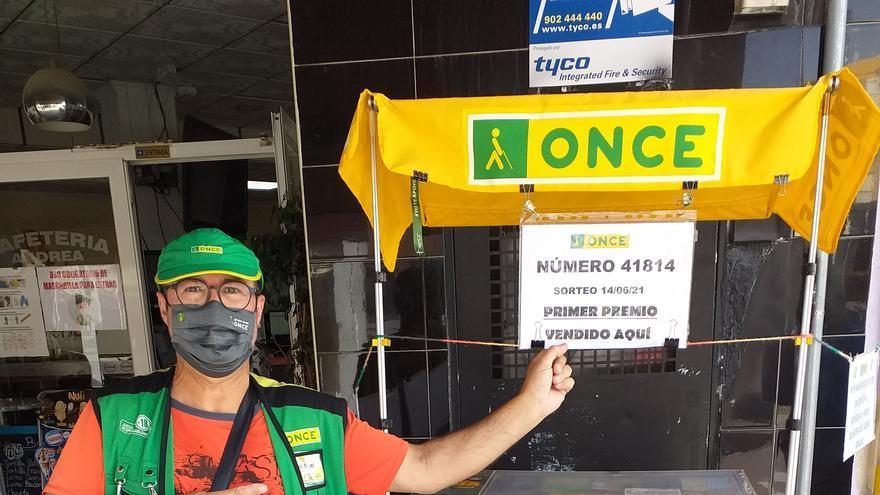 El cupón de la ONCE deja 35.000 euros en Manises