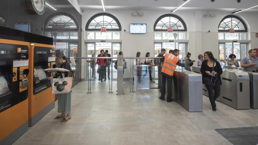 La línia de Renfe del Bages quedarà interrompuda 15 dies a Barcelona per obres