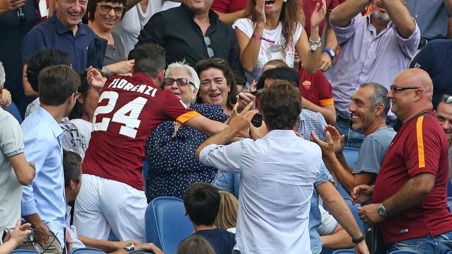 Cuando Roma llega a herir