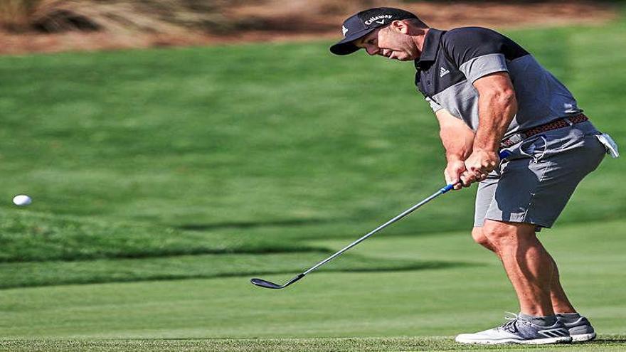 La PGA quiere reanudar la temporada en junio y sin público