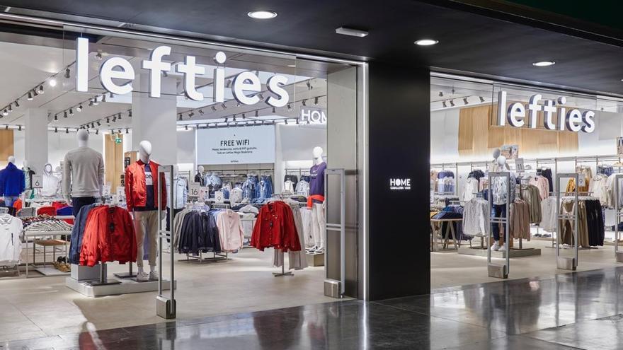 Inditex lanza la venta 'online' de su marca Lefties en España