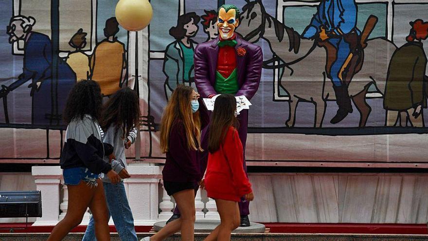 El XXIII Salón del Cómic ofrece exposiciones y conferencias gratuitas hasta el domingo