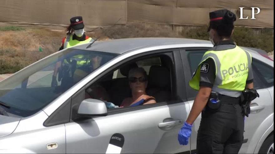 Canarias aumenta la vigilancia policial y las sanciones a fiestas clandestinas