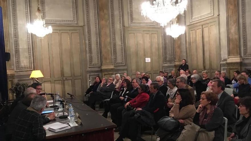 Presenten a Girona el llibre sobre la Cambra Agrícola de l'Empordà