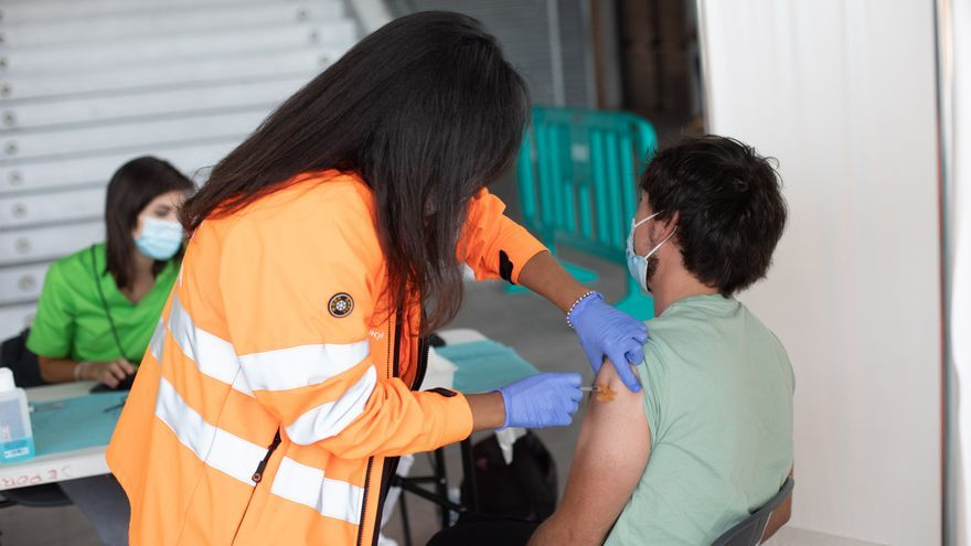Sanidad no enviará nuevas vacunas a Zamora esta semana