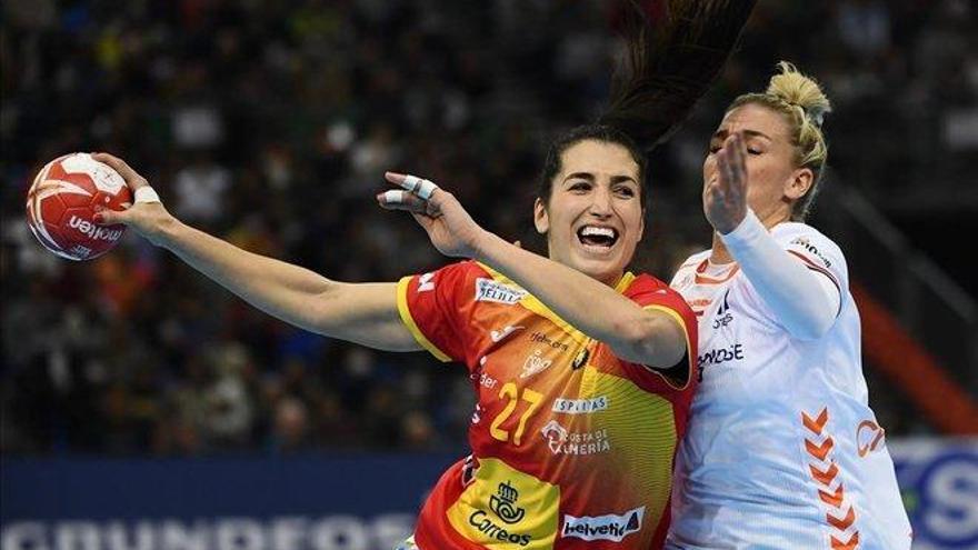 Holanda le birla el oro a España en el mundial de balonmano