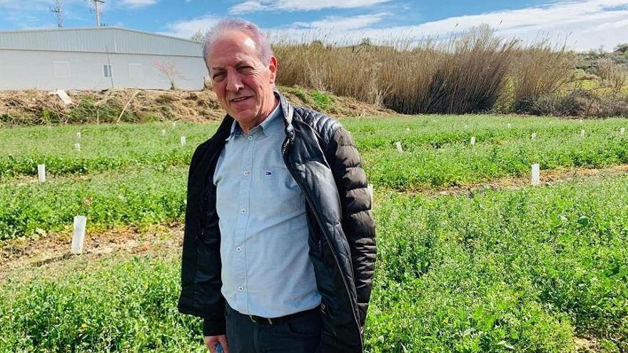 El uso del ozono se adentra en la agricultura aragonesa