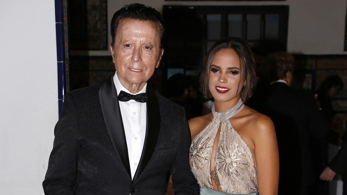 José Ortega Cano y Gloria Camila, en una imagen de archivo