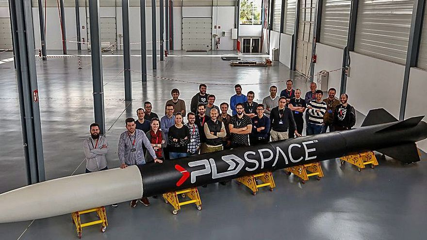 La empresa ilicitana PLD Space «aterriza» en el Congreso