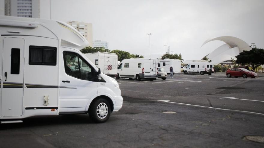 El Cabildo de Tenerife pide regular y mejorar las áreas y servicios para autocaravanas