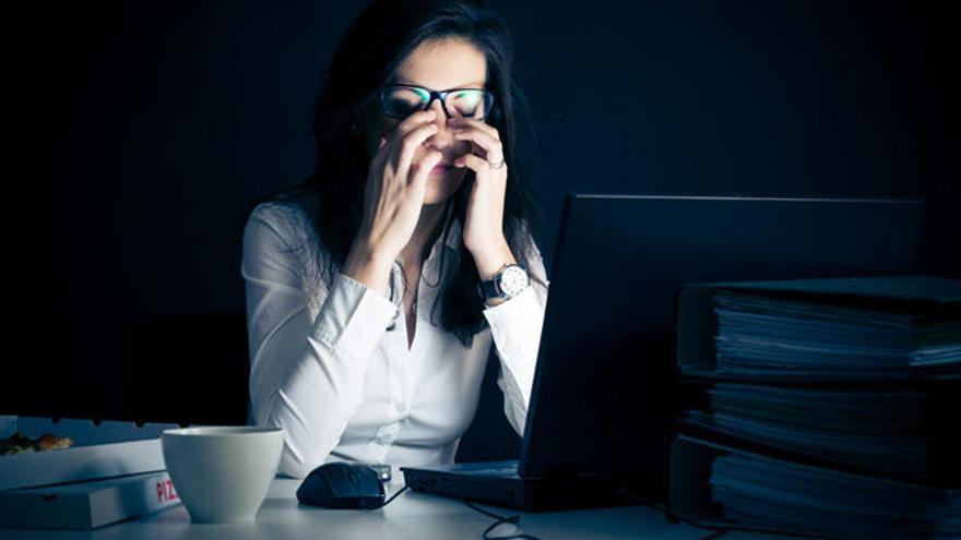 Cinco consejos contra la fatiga ocular en la oficina