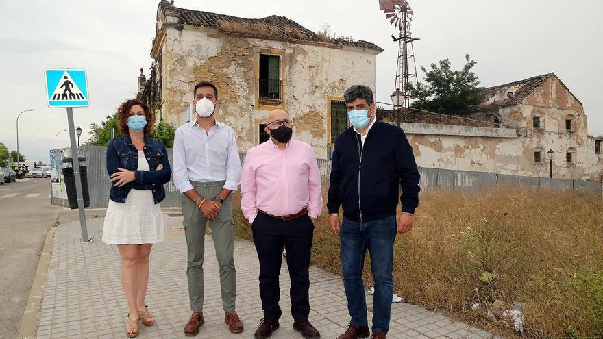 El Ayuntamiento de Montilla destinará la partida para la avenida de Europa a la rehabilitación de El Parador