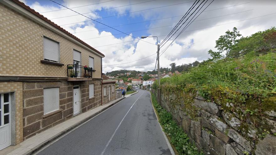 Detenido en Vigo tras sufrir dos accidentes con el coche de su compañera de piso