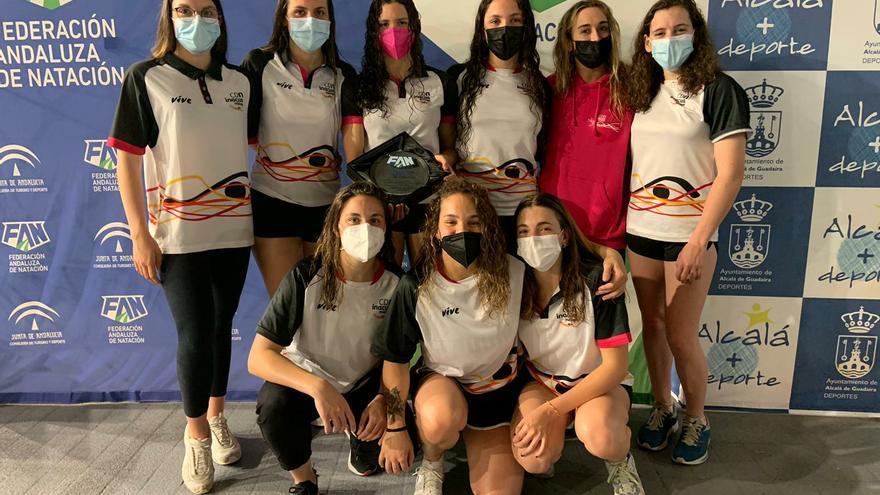Dulce resaca en el CDN Inacua tras reinar en la Copa de Andalucía de Alcalá