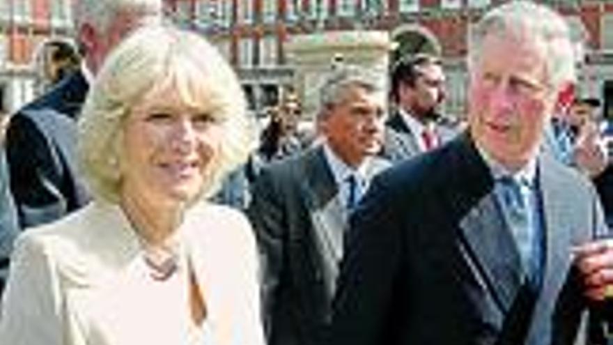 Carlos y Camilla, seis años de feliz matrimonio
