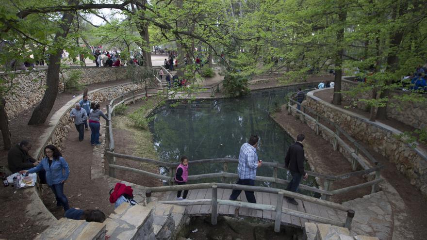 Llíria inicia les obres de regeneració del parc de Sant Vicent amb una inversió de 122.100 €