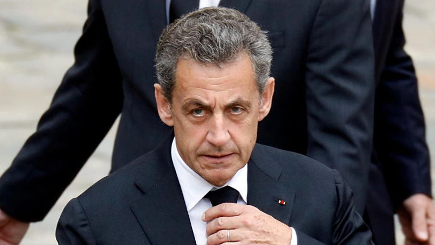 La justicia tumba el recurso presentado por Sarkozy