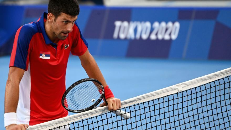 Djokovic no volverá a las pistas hasta el US Open