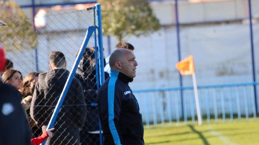 José Coco se quedará al frente del CD Benavente